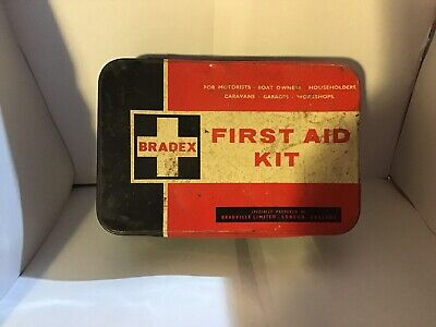 Classic Car First Aid Kit by Bradex.
