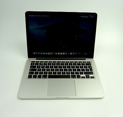 "APPLE MACBOOK PRO A1502 LAPTOP 2013 CORE i5-4258U 4GB 13"" GRADE B 15937"
