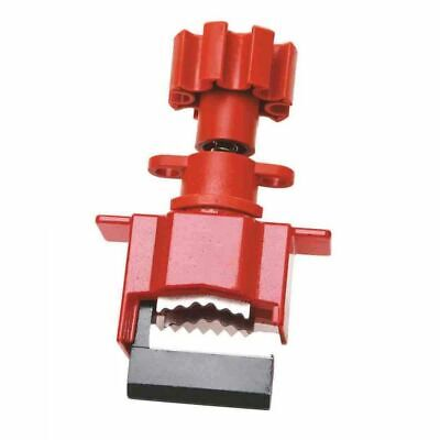 Brady Universal Valve Lockout Base Clamping Unit-Large