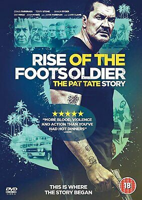 Rise of the Footsoldier 3 [DVD]  Brand new and sealed