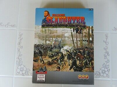 A Fearful Slaughter MMP Unpunched Complete With Extras (See Notes)