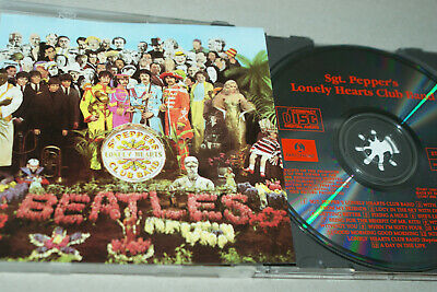 The Beatles  **   Sgt. Pepper's Lonely Hearts Club Band  **   Cd Album