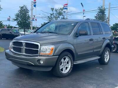 2006 Dodge Durango Limited 2006 Dodge Durango Limited 4dr SUV w/ Front, Rear and Third Row Florida Owned