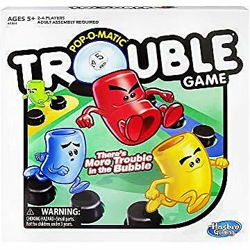 Trouble Game by Hasbro Original