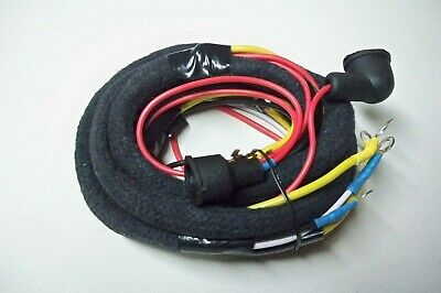 8N14401C Wiring Harness for Ford Tractor 8N w/ Side Mount Distributor 6V