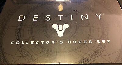 NEW Destiny Collector's Chess Set USAopoly Bungie