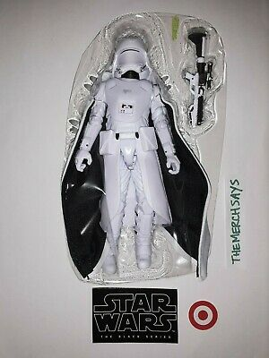 Star Wars The Black Series First Order Elite Snowtrooper Target Hasbro 2019