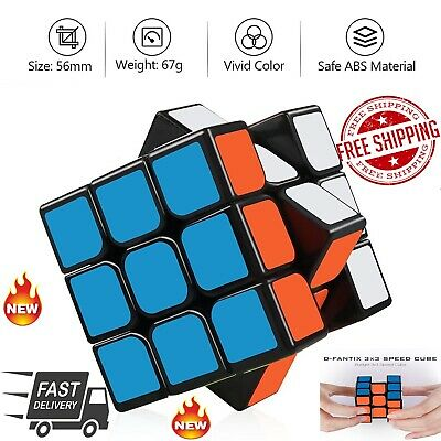 2pcs 3x3x3 MELBOURNE Stock Fast Speed Super Puzzle Magic Cube Smooth  Easy Twist