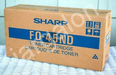 Sharp Imaging Cartridge Toner FO-45ND NEW