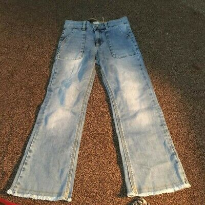 New NEXT Kids Girls Jeans, Age 10 Years