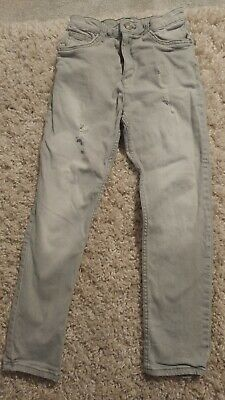 River island Boys Skinny Jeans Age 10 Years excellent condition