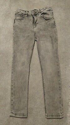River Island Skinny Jeans Age 9 excellent condition acid wash style