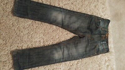 Next Boys Jeans Age 6 years good condition height 116 adjustable sides