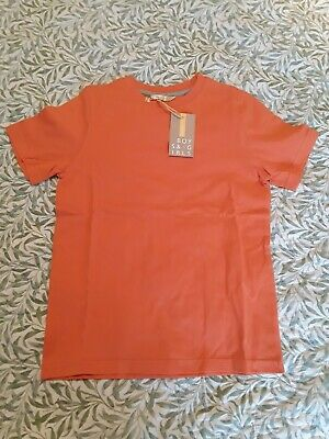 Boys John Lewis Short sleeved T Shirt Age 8-9 Years. Bnwot