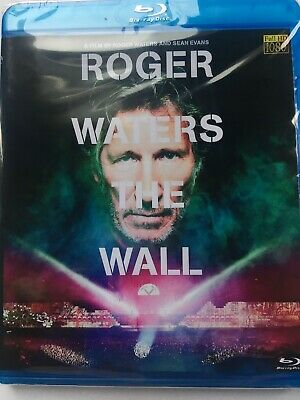 Roger Waters the Wall (NEW Blu-ray disc)