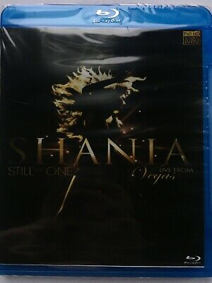 Shania Twain Still The One Live From Vegas (NEW Blu-ray disc)
