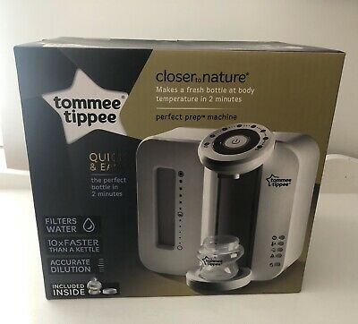 Brand New Tommee Tippee Perfect Prep Machine - White