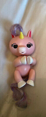 Wowee Fingerlings Interactive Baby Unicorn
