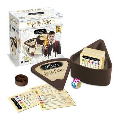 Winning Moves Trivial Pursuit Harry Potter Volume 1 Game