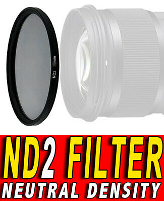 FILTRO NEUTRAL DENSITY ND2 ADATTO PER Olympus Zuiko ED 50-200mm F2.8-3.5 SWD 67M