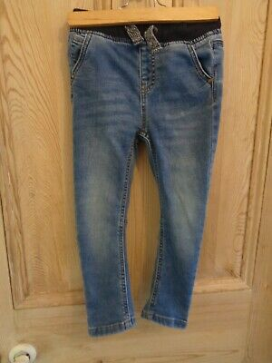 Boys Blue Jeans Aged 2-3 Years Matalan good condition