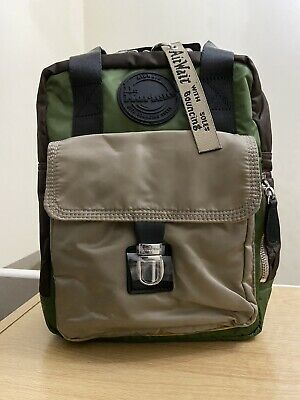 Dr. Martens Small Flight Nylon Backpack - Brown BNWT