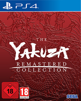 The Yakuza Remastered Collection [Day One Edition] | NEU & OVP | PS4 | limitiert