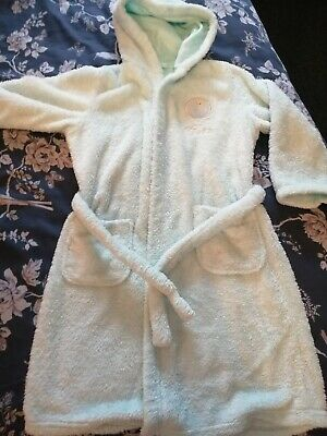 Frozen Elsa Dressing Gown From M&S Age 6-7 Years