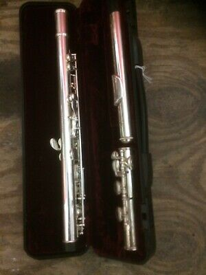 Lumiere Silver Plated Flute