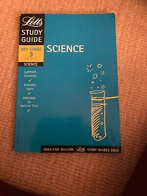 Science:Key Stage 3 Study Guides by Graham Booth, G.R. McDuell (Paperback, 1999)