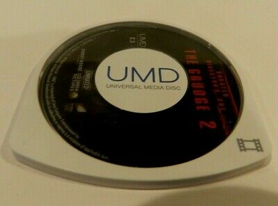 The Grudge 2 Sony PSP Playstation Movie UMD Tested