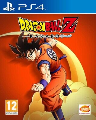 Dragon Ball Z : Kakarot Jeu Vidéo PS4 Dragon Ball Z Playstation Sony