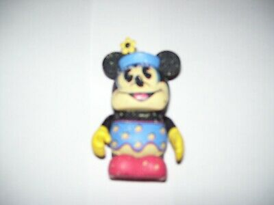 "Disney Vinylmation 3"" Ink & Paint Series Minnie Mouse Chase"