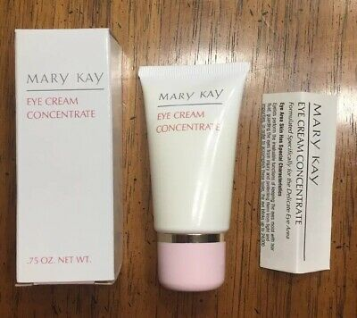 Mary Kay Makeup Eye Cream Concentrate Discontinued 4498 New