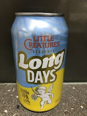 1 X 355ml Little Creatures - Long Days Little IPA  Beer Can