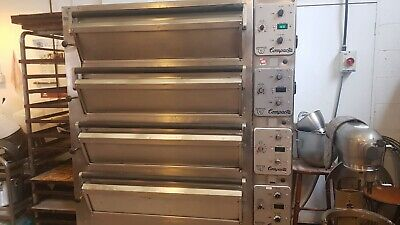 tom chandley 4 deck 8 Tray Oven