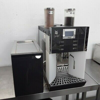 WMF PRESTO COMMERCIAL Coffee Machine Bean to Cup with Milk