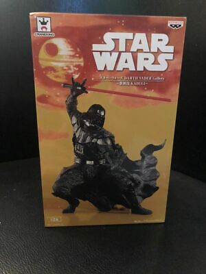 BANPRESTO Star Wars Darth Vader Gallery pvc model figure color A