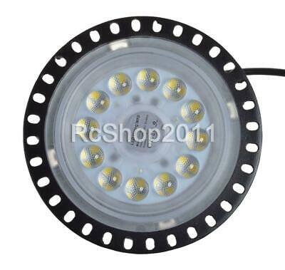 50W LED UFO High Bay Light Commercial Warehouse Industrial Factory