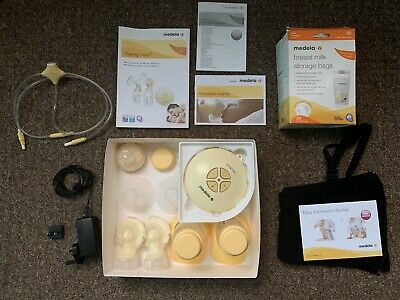 Medela Swing Maxi Breast Pump Double Electric Breastpump