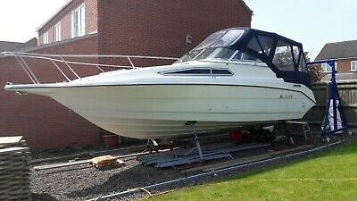 1993 Rinker Fiesta Vee 260 Fully re fitted  26ft   Mercruiser V8 5.7 & Trailer