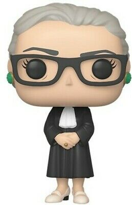 Ruth Bader Ginsburg - Funko Pop! Icons: (2020, Toy NUEVO)