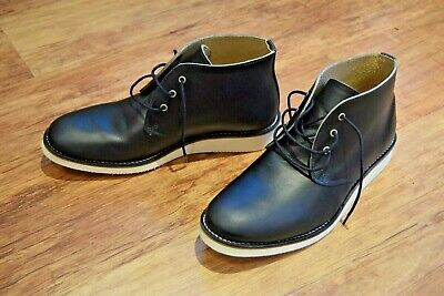 Guciani Mens Faux Leather Pointed Toe ankle Cowboy Boots BROWN BLACK WHITE A172