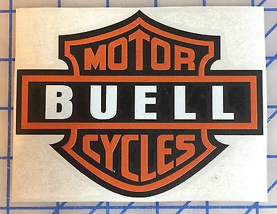 Buell M2 Cyclone Vinyl Decals Choose Your Color One pair 2