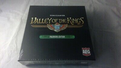 Valley Of The Kings Premium Edition Board Game (Damaged Box) Brand New & Sealed