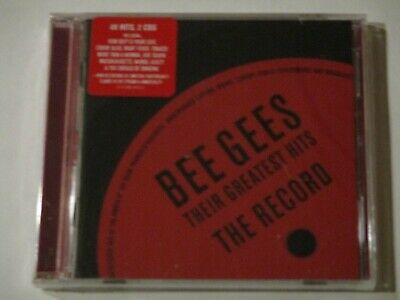 Bee Gees - their Greatest Hits 2 CD s 40 tracks  NEW SEALED - FREE SHIP in US
