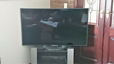 """Sony 55"""" FHD Bravia TV, Model KDL55W900A. Active 3D. Top of line model in 2013."""