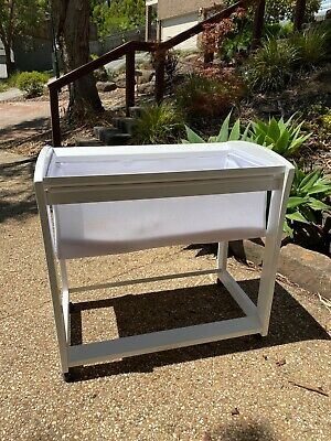Baby Basinette (White) Excellent Used Condition