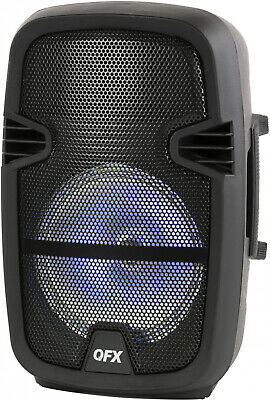 4,400 Watts Wireless Portable Party Bluetooth Speaker W/ Microphone & Remote