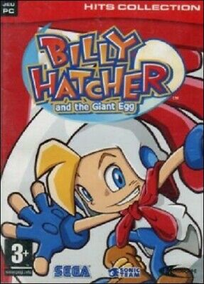 Billy Hatcher and the Giant Egg // PC CD-ROM // Neuf et scellé - // SEGA